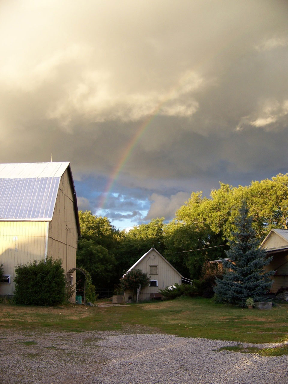 Our Barns