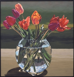 Tulips and Tuscany by Lenni Workman